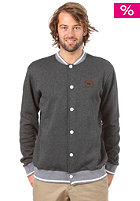 Principle Cardigan Jacket dark heather grey