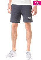 WLD Ritual Union Chino Short denim blue melange