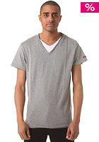 WLD Somber S/S T-Shirt grey melange