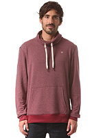 WLD Soulmagic Sweat burgundy melange