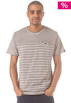 WLD Talk Less III S/S T-Shirt olive offwhite