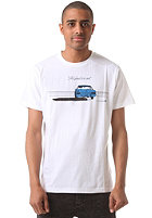 WLD The Good Are Out S/S T-Shirt white