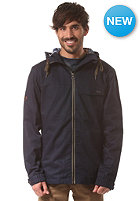 WLD Urban Animal Hooded Zip dark navy