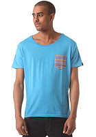 WLD Where You Came From III S/S T-Shirt blue aster