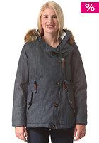 WLD Womens Betty's Smile Jacket dark denim