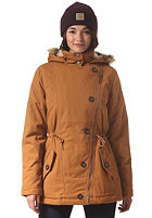 WLD Womens Betty's Smile Jacket spice brown