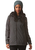 WLD Womens Calcua Jacket black melange