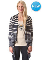 WLD Womens Cold Cherry Cardigan stripes