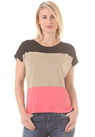 WLD Womens Come To Me II Top black/beige/coral