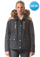 WLD Womens Crispy Pockets Jacket dark denim