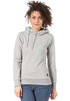 WLD Womens Five Steps Hooded Sweat grey melange