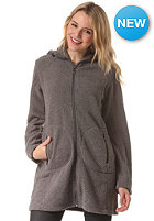 WLD Womens Goodbye Summer Jacket dark grey melange