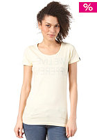 WLD Womens In My Mind S/S T-Shirt banana milk