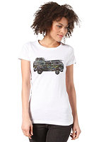 Womens Journey To A Star S/S T-Shirt white