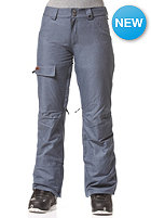 WLD Womens Katchina Snow Pant denim blue melange