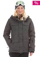 WLD Womens Kelly II Jacket dark grey melange