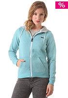 WLD Womens Lap Clap Sweatshirt mint melange
