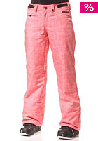 WLD Womens Lemon pink denim