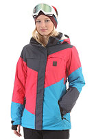 WLD Womens Limelight Love II Jacket double blue/pink