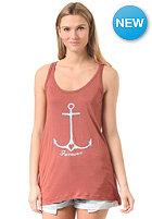 WLD Womens Marine Forever marsala brown