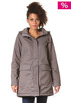 Womens November Morning Coat dark grey
