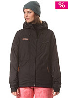 WLD Womens Nylani Snow Jacket black