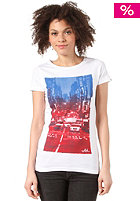Womens Rosie Come Out Tonight S/S T-Shirt white