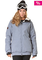 WLD Womens Snow Queen Jacket blue melange