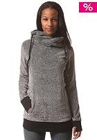 WLD Womens Snow Soul Sweatjacket dark grey melange