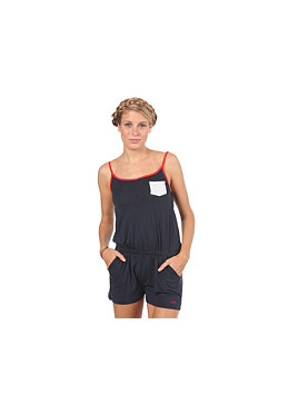 WLD Womens Sunnie Overall Dress dark blue