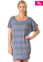WLD Womens Tezi II S/S T-Shirt blue melange stripes