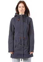 Womens Tough Summer Cookie Jacket dark blue