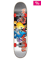 WORLD INDUSTRIES Flame vs Willy Complete Skateboard 7.6 one colour