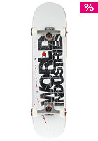 WORLD INDUSTRIES Industrial Splater Complete Skateboard 7.50 one colour