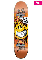 WORLD INDUSTRIES Raw Flameboy Complete Board  7,6