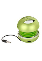 X-MINI II Capsule Speaker green
