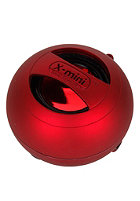 X-MINI II Capsule Speaker red