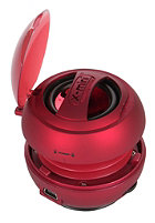 X-MINI V1.1 Capsule Speaker red
