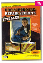 X-TREME VIDEO Pro Surfboard Rrepair DVD