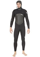 XCEL Infiniti 5/4/3 Hooded Fullsuit black