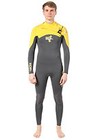 XCEL Infiniti Xzip2 3/2 Comp Suit yellow
