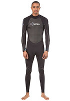 XCEL Mens OS Zip 3/2 Suit black