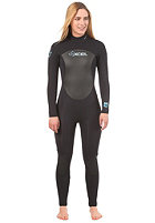 XCEL Womens OS Zip 5/4/3 Suit black 