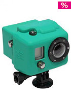 XSORIES Hooded Silicon Cover GoPro green
