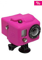 XSORIES Hooded Silicon Cover GoPro pink