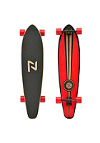 Z-FLEX Longboard Round Tail 9.5 red