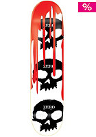 ZERO Deck Team 3-Skull Blood Classic 8.125 black