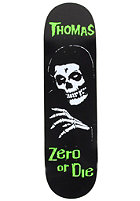 ZERO Deck Thomas Crimson 8.25 green