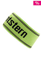 ZIMTSTERN Amazing Headband lime/black