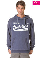 ZIMTSTERN Beast Hooded Sweat marine heather